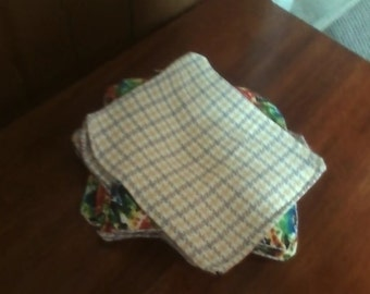 10 count cloth wipes