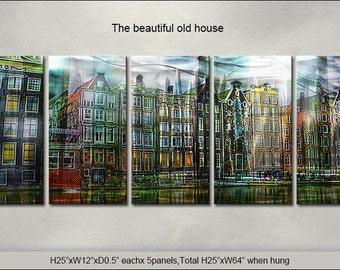 Original Special Metal Wall Art Modern Abstract Indoor Outdoor Decor Direct From Artist