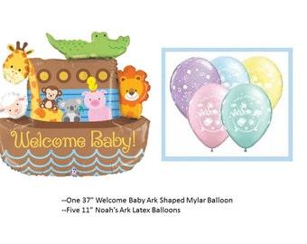 Noah's Ark Balloons
