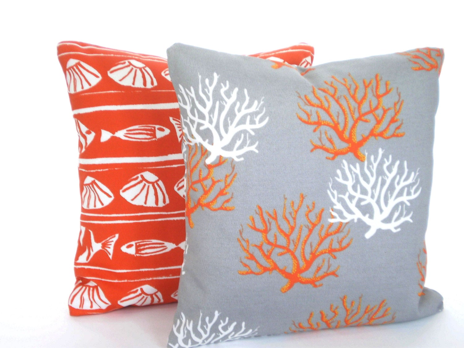 outdoor pillow covers outdoor pillow covers orange gray white throw pillows 29078