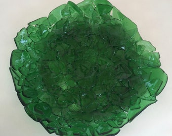 Recycled Tanqueray Gin dish