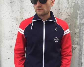 Vintage Sergio Tacchini Made in Italy Size M (29)