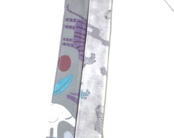 Pacifier Clips- Pick 2-Choose your Fabric