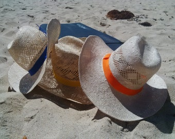 New Natural Straw Hats for Men and Women