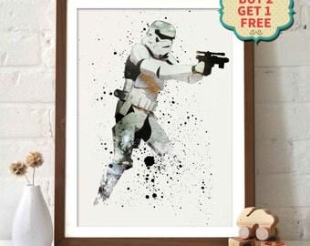 Star Wars Poster - Stormtrooper_ S28
