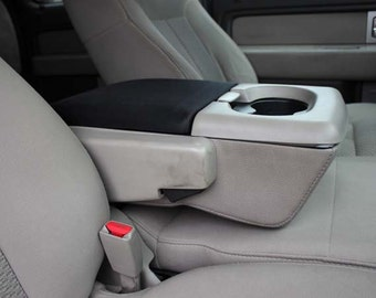 Truck Arm Rest Cover - Black (any truck)