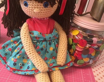Amigurimi doll