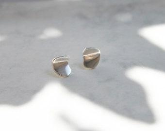 HANA - Silver earrings