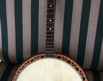 1920s Tenor Banjo -  Make some beautiful Music!