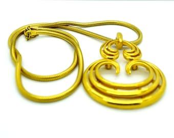 Trifari Fashion Necklace Vintage Jewelry Designer Necklace