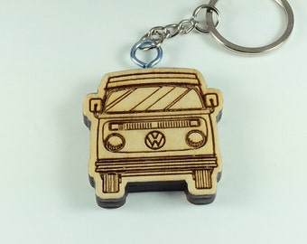 Keychain vw Westfalia guests