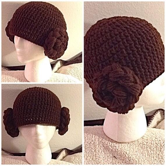 Ewok Hat: Ewok Hood And Princess Leia Beanie Star Wars