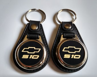 CHEVY S10 KEYCHAIN 2 pack