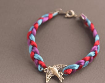 Flying Bird Bracelet