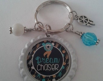 Dream Chaser Key Chain
