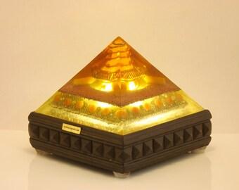 Shakti (Energy) Pyramid Lamp