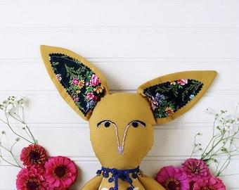 Custom Animal Doll