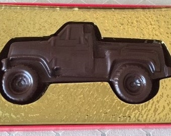 Pick Up Truck Chocolate Gift Box