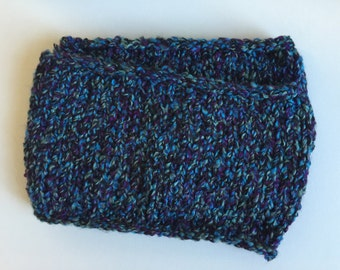 Magical Reversible Infinity Scarf