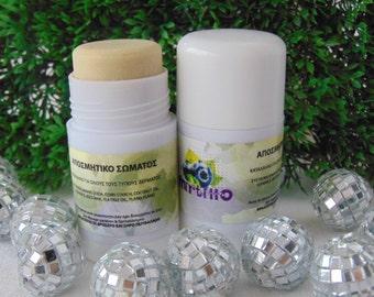Natural Deodorant - Homemade Deodorant - All Natural Deodorant - Aluminum Free - Womens deodorant - Mens Deodorant - Deodorant Stick