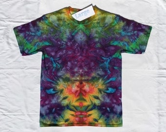 Large T-shirt Rainbow Spectrum dye #LT1617