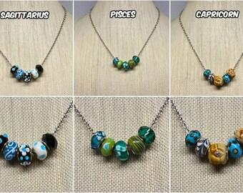 Art Bead Necklaces 2