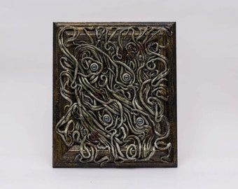 Personalized Lovecraftian 3D Painting - Yog Sothoth