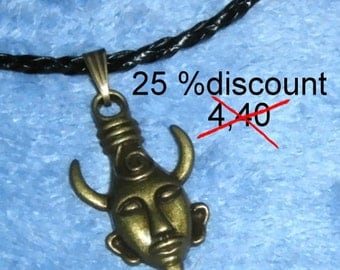 Supernatural Dean Winchester . protection amulet