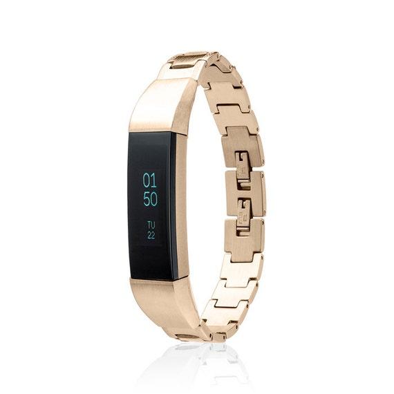 bracelet soso fitbit alta alta hr jewelry 18k gold. Black Bedroom Furniture Sets. Home Design Ideas