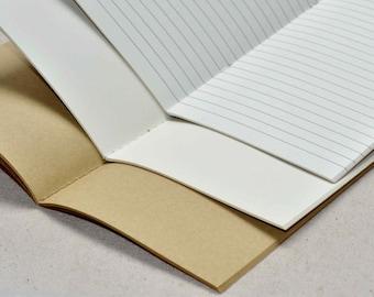 Add kraft paper