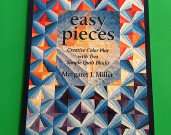 Quilt Book - easy pieces