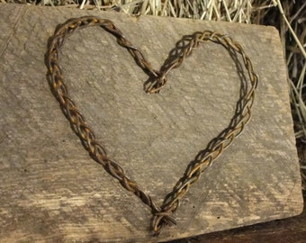 Wire Art Heart
