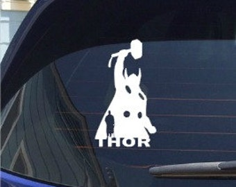 Avengers Thor Decal Disney