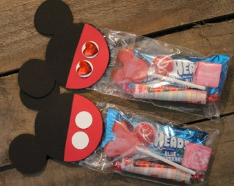 Mickey's Clubhouse Candy Pack Party Favor Set of 12