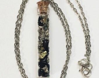 Gemstone Necklace - Endurance