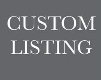 Custom JD listing for Savvy