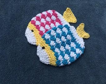 Fish scrubby