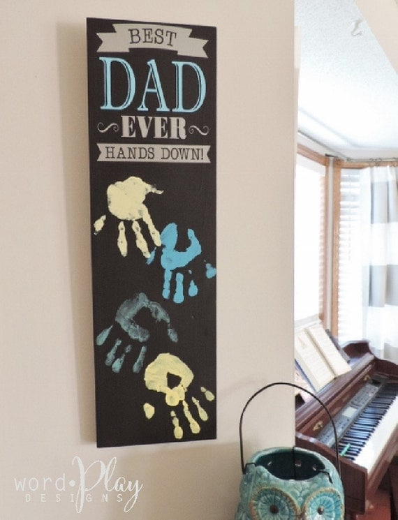 Svg Best Dad Ever Hands Down Father S Day Digital