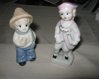 Pocelain Figurines from China & Taiwann
