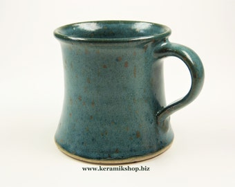 Ceramic Cup small green