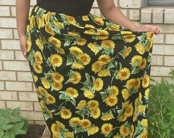 Dandelion skirt