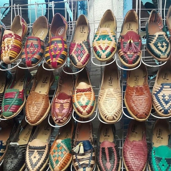 Authentic Mexican Leather Sandals Huaraches
