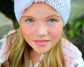Ear warmer - crochet headband - knit headband - women headband - knit headwrap - girl winter headband - knit turban - knitted ear warmer