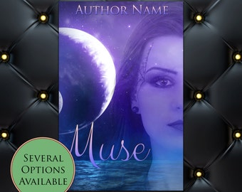 Muse Pre-Made eBook Cover * Kindle * Ereader Cover