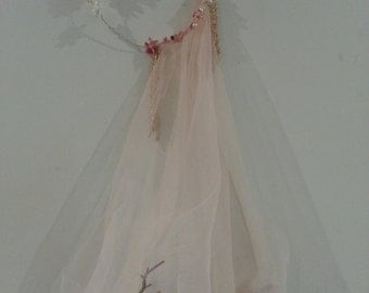 Fairy queen crown/bride