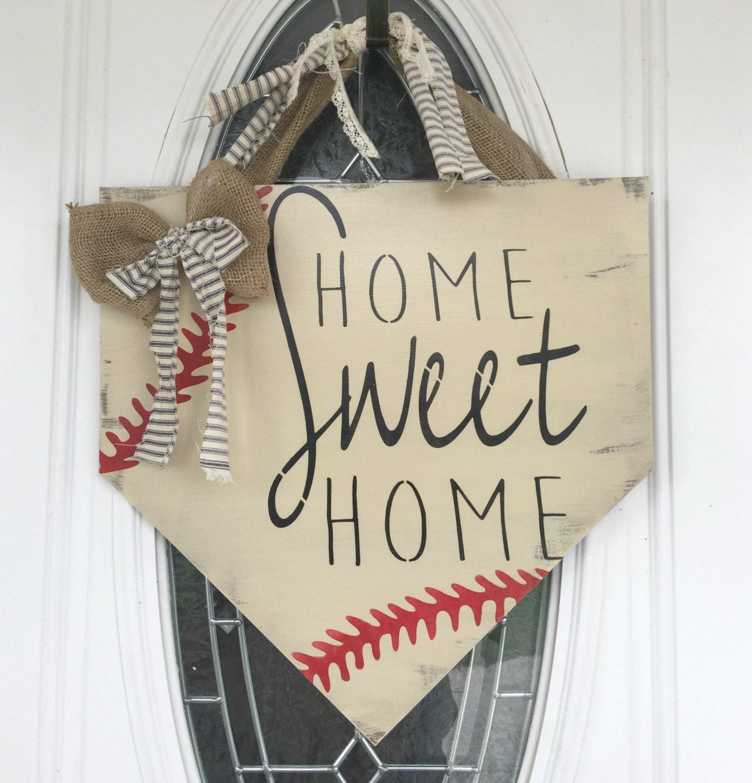 Baseball Home Decor