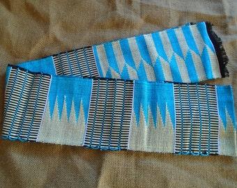 Hand Woven Kente Strip, Ghana Africa