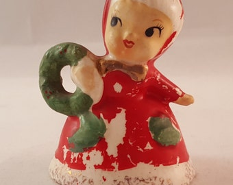 Darling Girl Christmas Bell