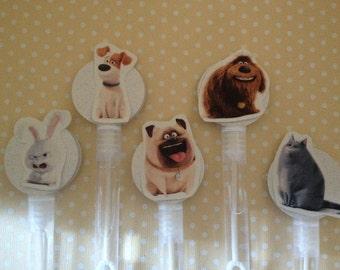 The Secret Life of Pets Party Bubbles - Set of 10