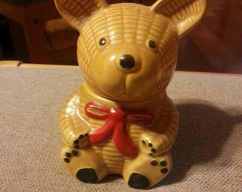 Honey Bear Candle